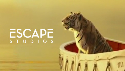 Escape Studios: The VFX Careers Guide